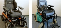 Rollstuhl-Elektr.-Web A-34556+A-32394