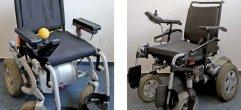 Rollstuhl-Elektr.-Web A-24846+A-24845