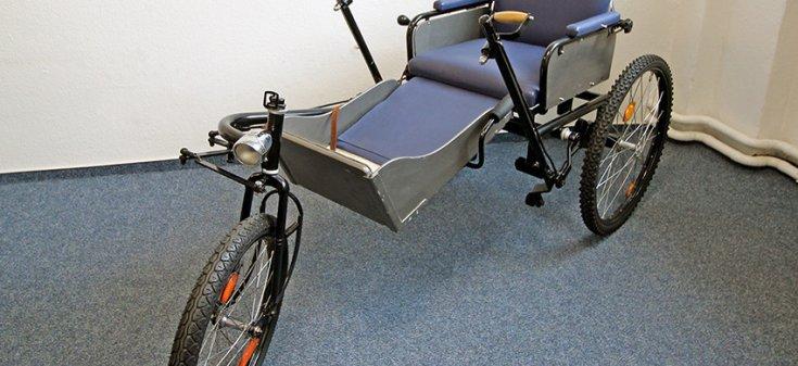 Rollstuhl S-67086